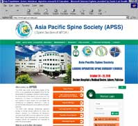 Asia Pacific Spine Society (APSS)