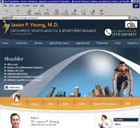 Jason P Young MD