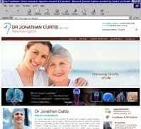 Dr Jonathan Curtis MBBS, FRACS
