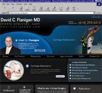 David C. Flanigan MD
