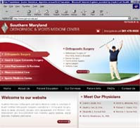 Southern Maryland Orthopaedic & Sports Medicine Center