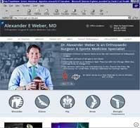 Alexander E Weber, MD
