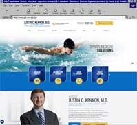 Justin C. Kennon, M.D.