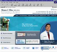 Shane J. Nho, MD,M.S. - Orthopaedic Surgeon