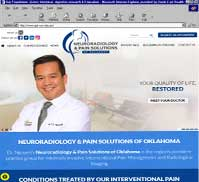 Neuroradiology & Pain Solutions - Dan T. D. Nguyen, MD