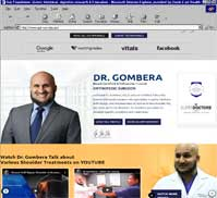 FIX MY SHOULDER - Mufaddal Gombera, M.D.