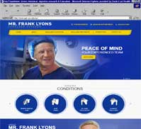 Mr. Frank Lyons