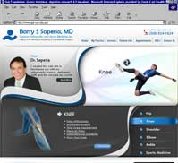 Barry S Saperia, MD