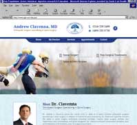 Andrew Clavenna MD