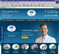 Todd Moen, M.D.