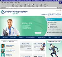 Sydney Physiotherapy