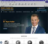 Ryan R. Fader, M.D.