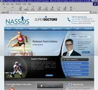 NASSOS<br>Jonathan T. Nassos, M.D.