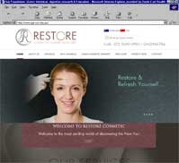 Restore Cosmetic & Skin Surgery<br>Dr Michael Xu