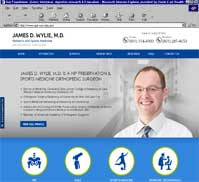 James D. Wylie, MD