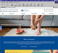 Bunion Doctors<br>Blake Moore, MD | Michael Campbell, MD