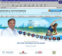 Newfield Orthopaedics<br>Daren Newfield, MD