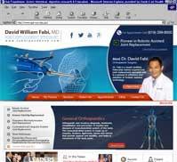 David William Fabi MD