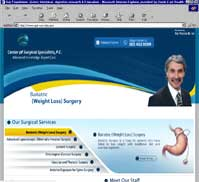 Center of Surgical Specialists, P.C.