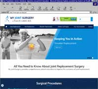 My Joint Surgery<br>Travis R. Liddell, M.D.
