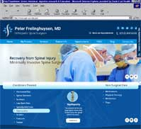 Peter Frelinghuysen, MD
