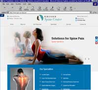 Edison Spine Center