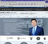 Shane J. Nho, M.D, M.S.