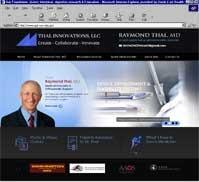 Thal Innovations, LLC<br>Raymond Thal, MD