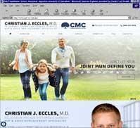 Christian J. Eccles, M.D.