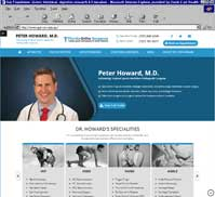 Peter Howard, M.D.