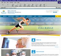 BocaCare Orthopedics<br>Boca Raton Regional Hospital