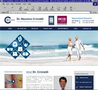 Dr. Massimo Cristaldi