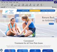 Premier Pain Institute<br>Sham Vengurlekar, MD