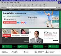 Dr. Usama Saleh, MD,PhD, MRCS (UK)