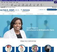 Alysia K. Kemp, M.D.