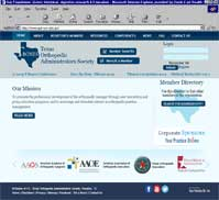 T-Bones: Texas Orthopedic Administrators Society