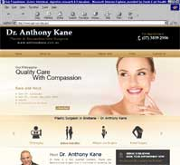 Dr. Anthony Kane