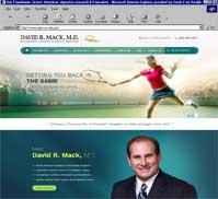 David R. Mack, M.D.