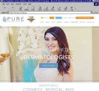 Dr. Neda Mehr -  Pure Dermatology & Cosmetic Center