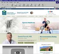 Daniel Farrell MD