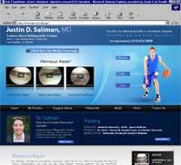 Justin Saliman MD