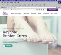 Mr David Gordon - The Bunion Doctor
