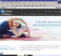 Nikesh Batra, M.D<br>Spine LLC