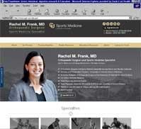 Rachel M. Frank, MD