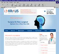 KRAUS Back & Neck Institute - Neuro surgery