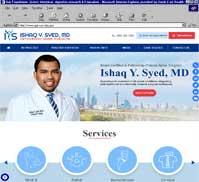 Ishaq Y. Syed, MD