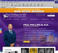 Paul Phillips IV, MD