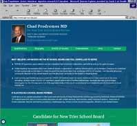 Chad Prodromos MD