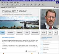 Professor John A Windsor