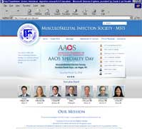 Musculoskeletal Infection Society - MSIS